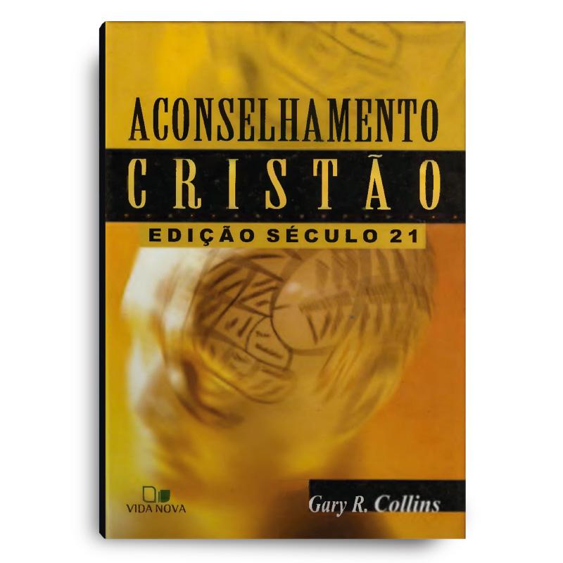 Livro - Aconselhamento Cristão-ed. seculo 21