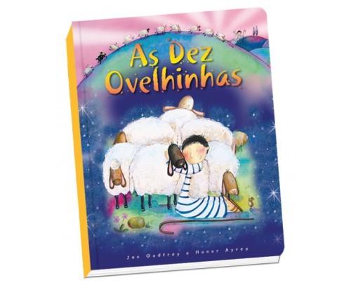 Livro - AS Dez Ovelhinhas