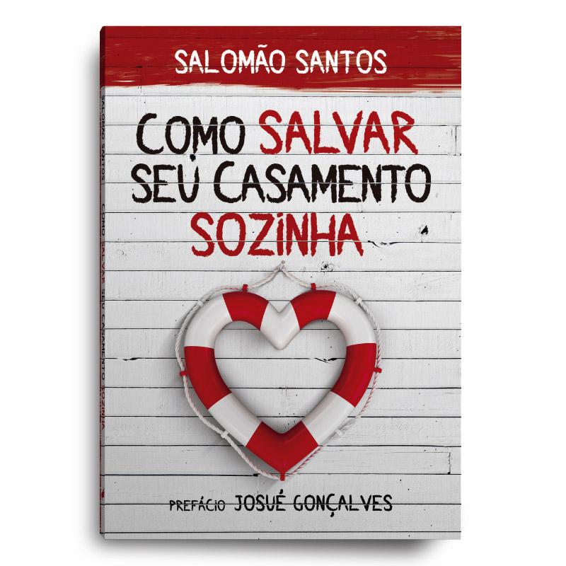 Livro - Como salvar seu casamento sozinha