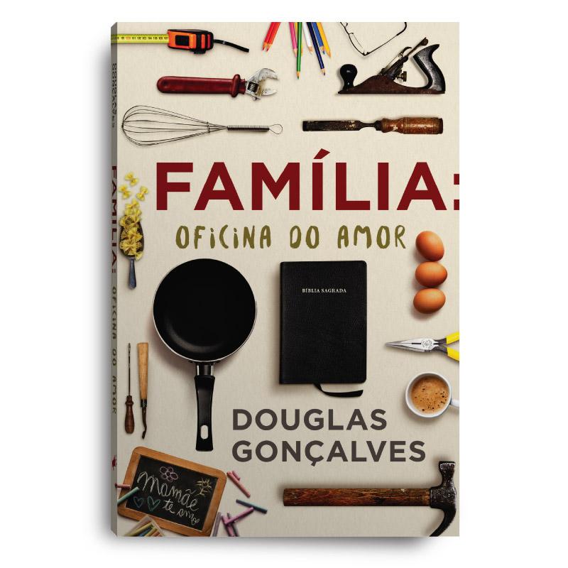 Livro - Família Oficina do amor