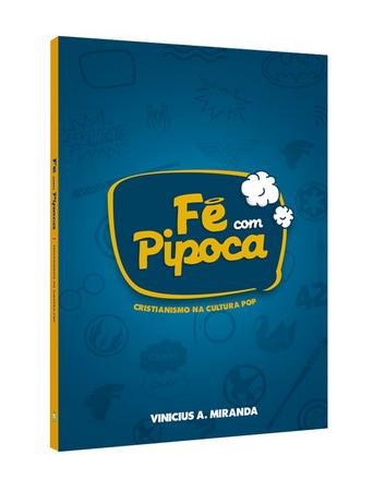 LIVRO- HQ FE COM PIPOCA