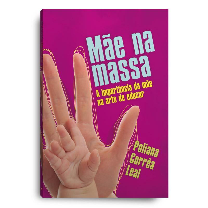 Livro - Mãe na Massa
