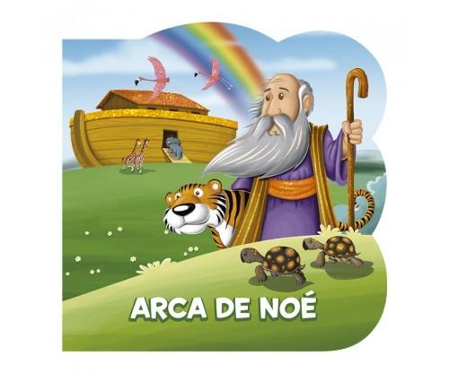 LIVRO- RECORTE BIBLICO ARCA DE NOE