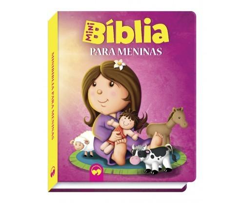 Mini Biblia para Meninas