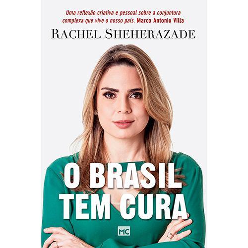 LIVRO- O BRASIL TEM CURA