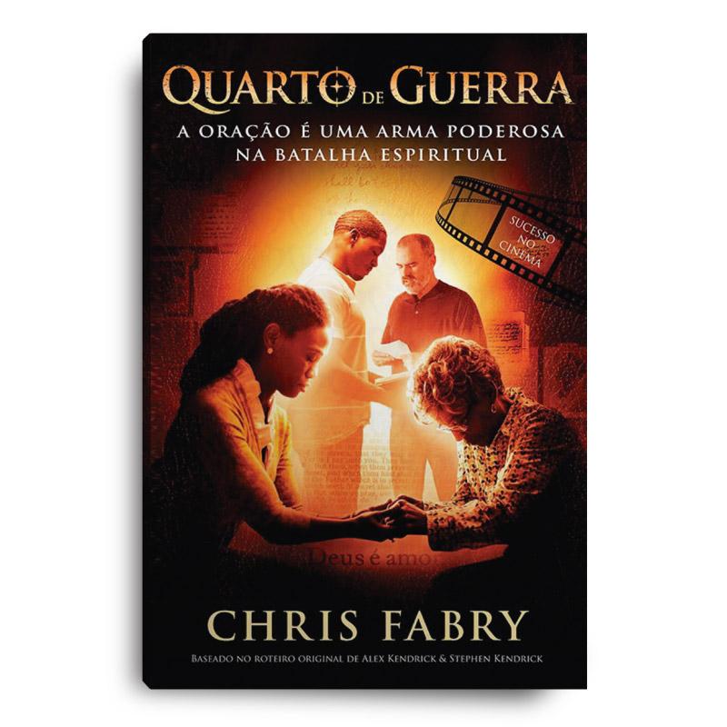 Livro - QUARTO DE GUERRA