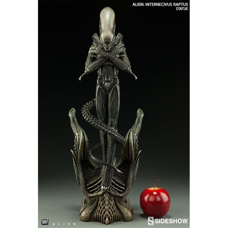 Alien Internecivus Raptus Estátua Escala 1/4 - Sideshow