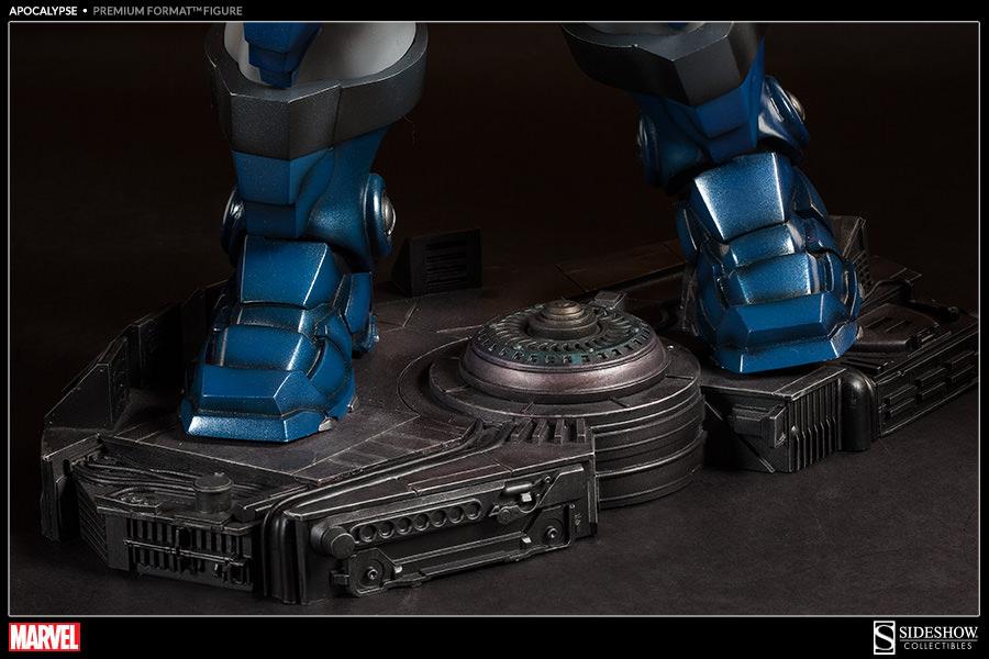 Apocalypse Premium Format - X-Men - Escala 1/4 - Sideshow