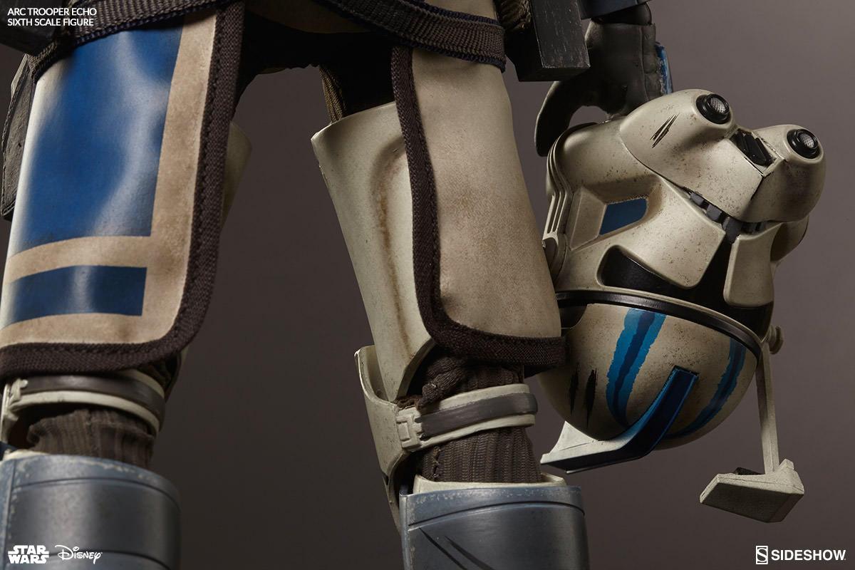 Arc Clone Trooper Star Wars Figure Escala 1/6 - Sideshow