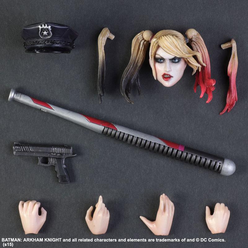 Batman Arkham Knight: Harley Quinn - Play Arts Kai