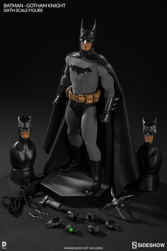 Batman Gotham Knight Escala 1/6 - Sideshow