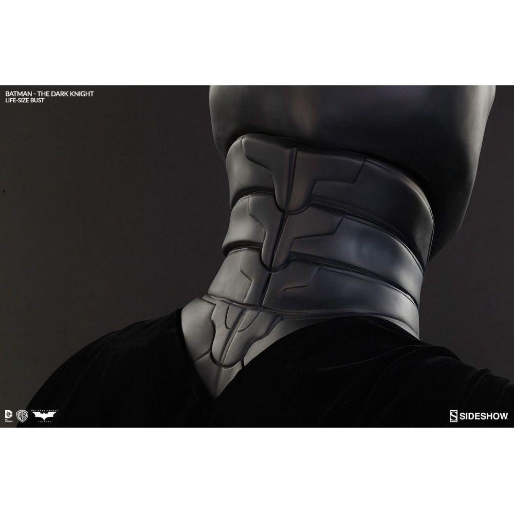 Batman The Dark Knight Life-Size Bust Escala 1/1 - Sideshow