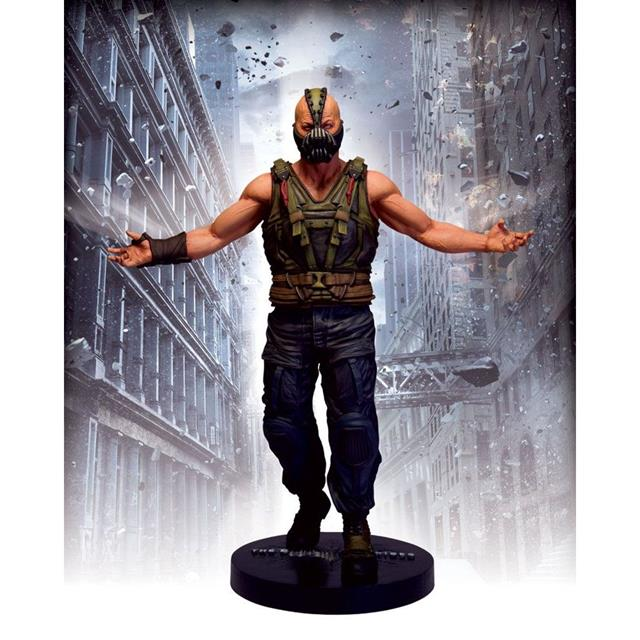 Batman The Dark Knight Rises Bane Icon Statue Escala 1/6 - DC Direct