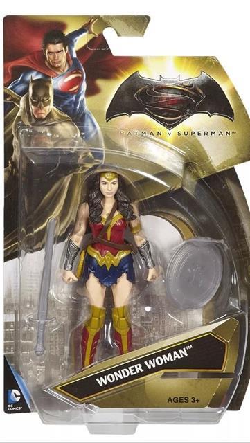 Batman Vs Superman: Wonder Woman - Mattel