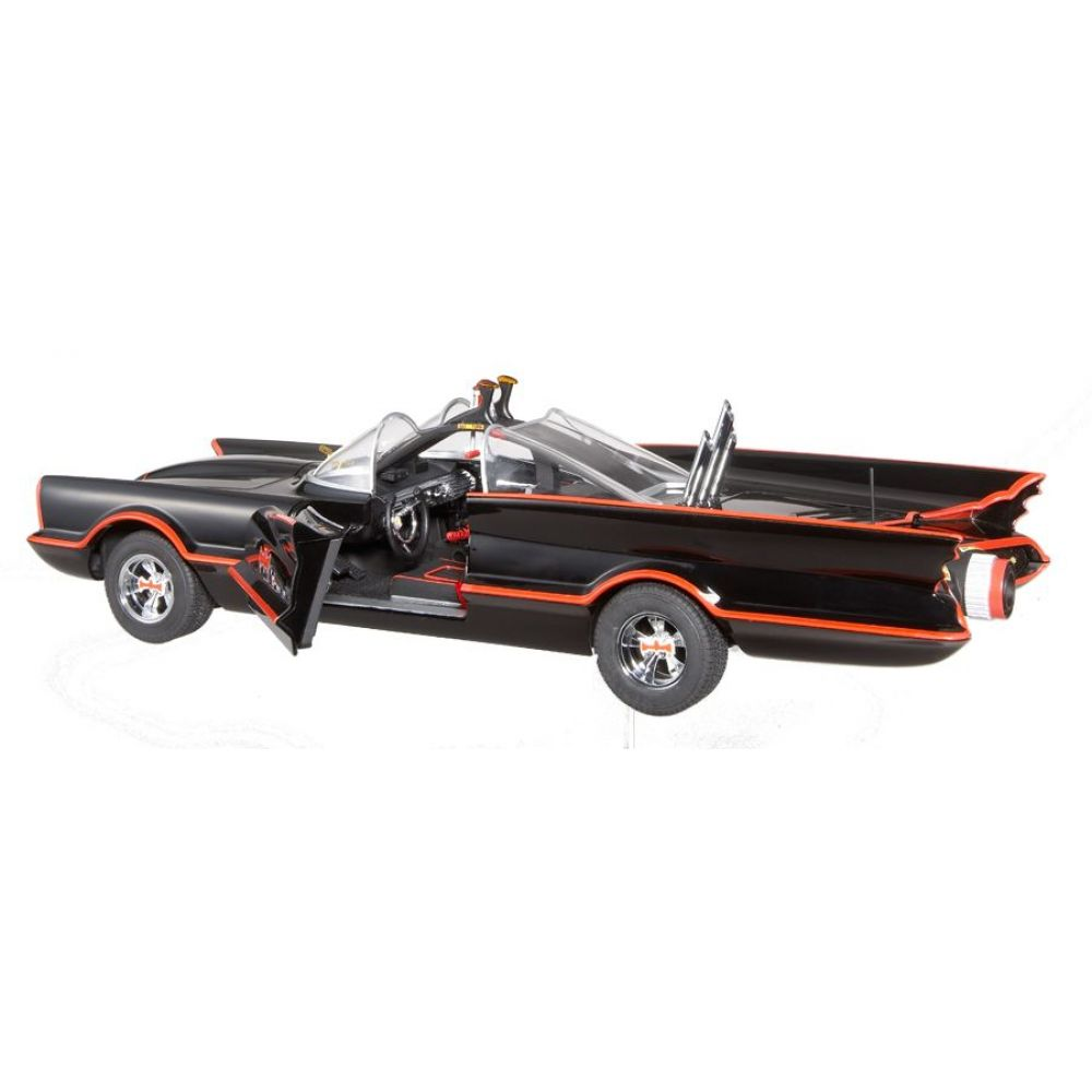 Batmobile Batman 1966 1:18 - Hot Wheels