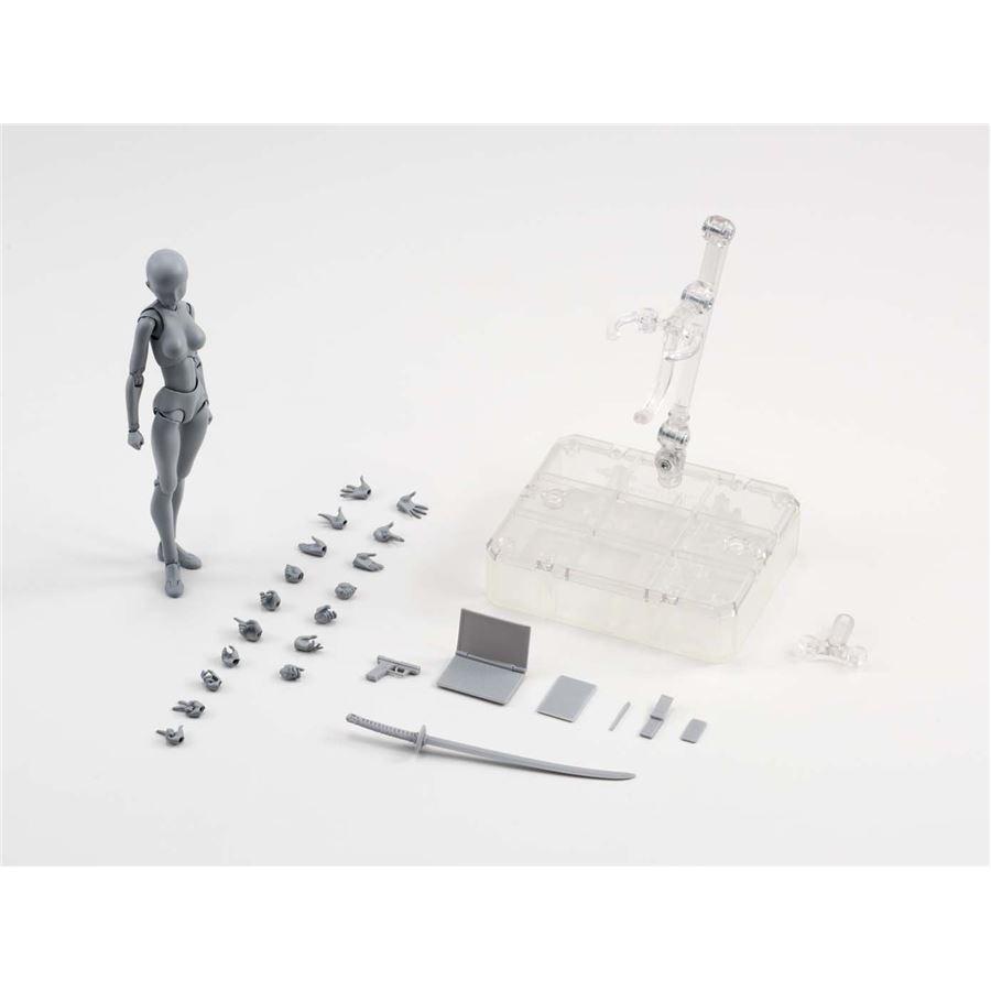 Body Woman Gray S.H.Figuarts - Bandai