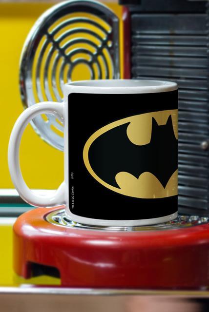Caneca Batman Logo Clássico - BandUP!