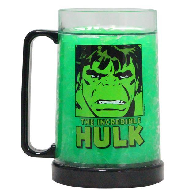 Caneca Gelo Incr�vel Hulk - Zona Criativa