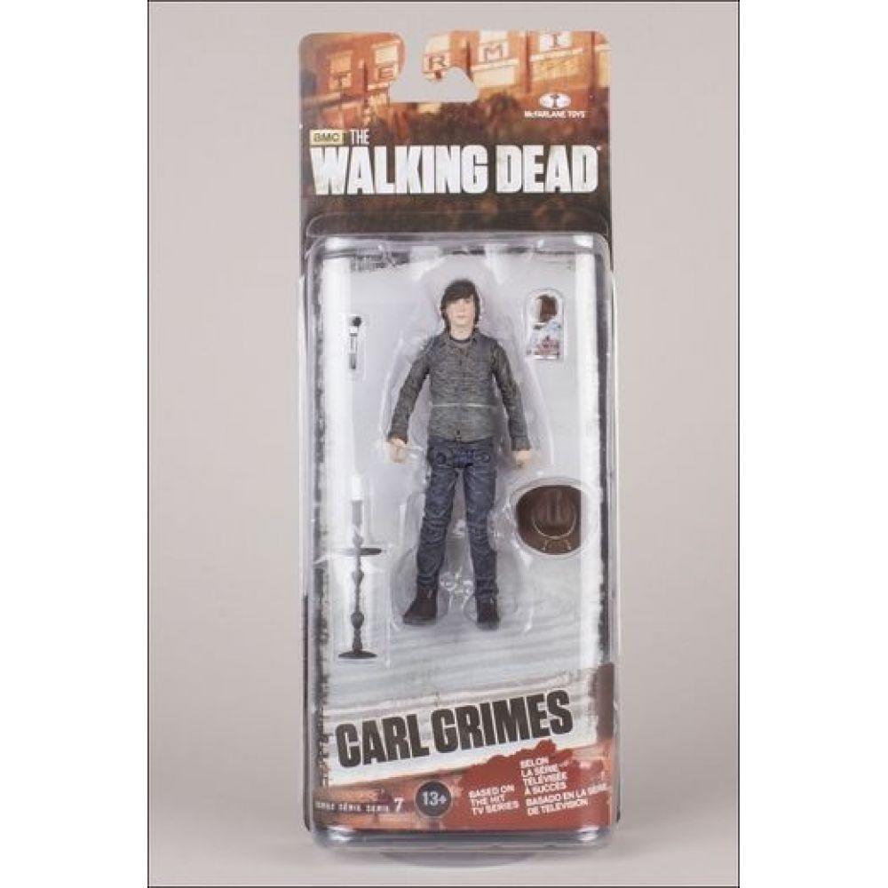 Carl The Walking Dead Serie 7 - McFarlane