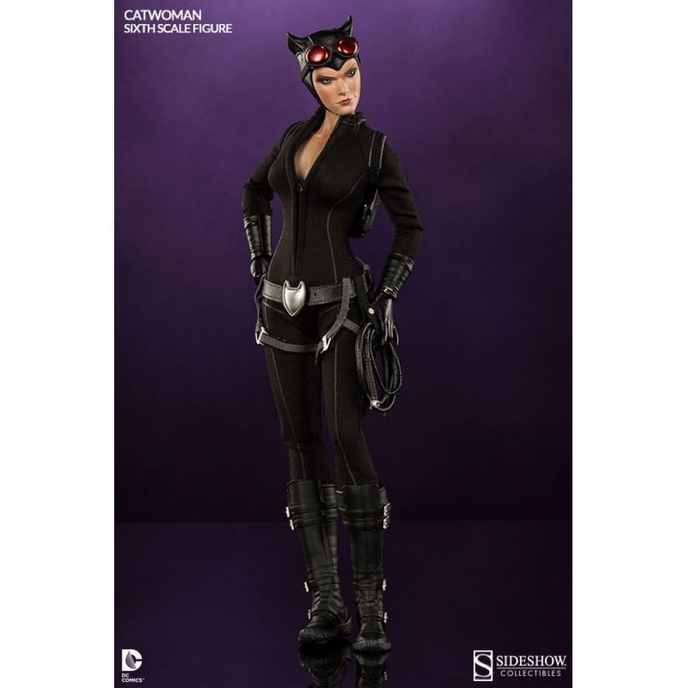 Catwoman Escala 1/6 - Sideshow (Produto Exposto)