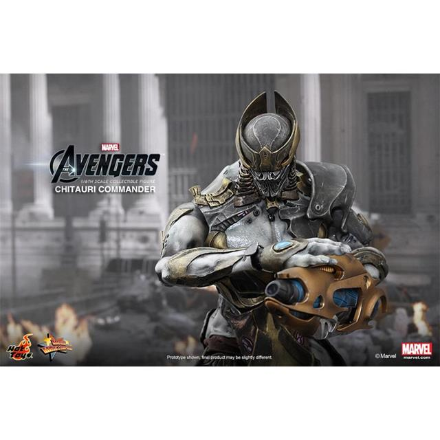 Chitauri Commander - The Avengers - Hot Toys