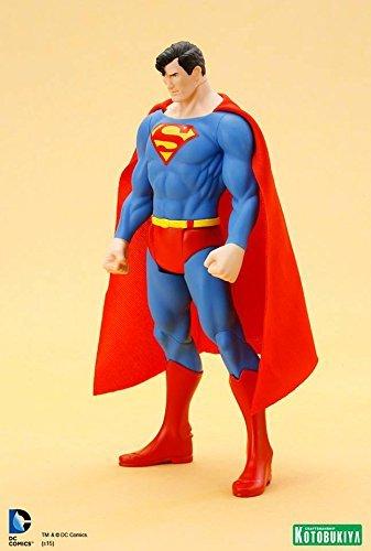 Classic Superman Super Powers ArtFX+Statue - Kotobukiya