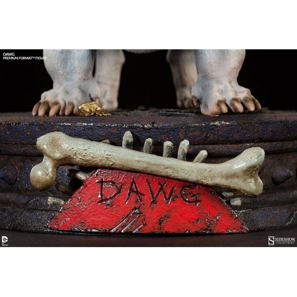 Dawg Premium Format Statue - Escala 1/4 - Sideshow