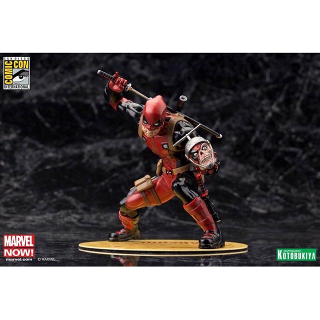 Deadpool (Chimichanga) ArtFX+ Estátua Exclusiva - Kotobukiya