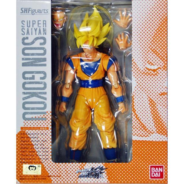 Dragon Ball Z Super Saiyan Goku S.H Figuarts - Bandai