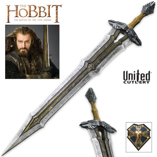 Espada The Hobbit: Regal Sword Of Thorin Oakenshield - United Cutlery