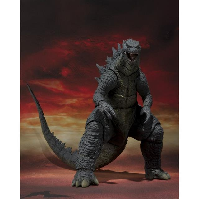 Godzilla 2014 Tamashii Nations S.H. MonsterArts - Bandai