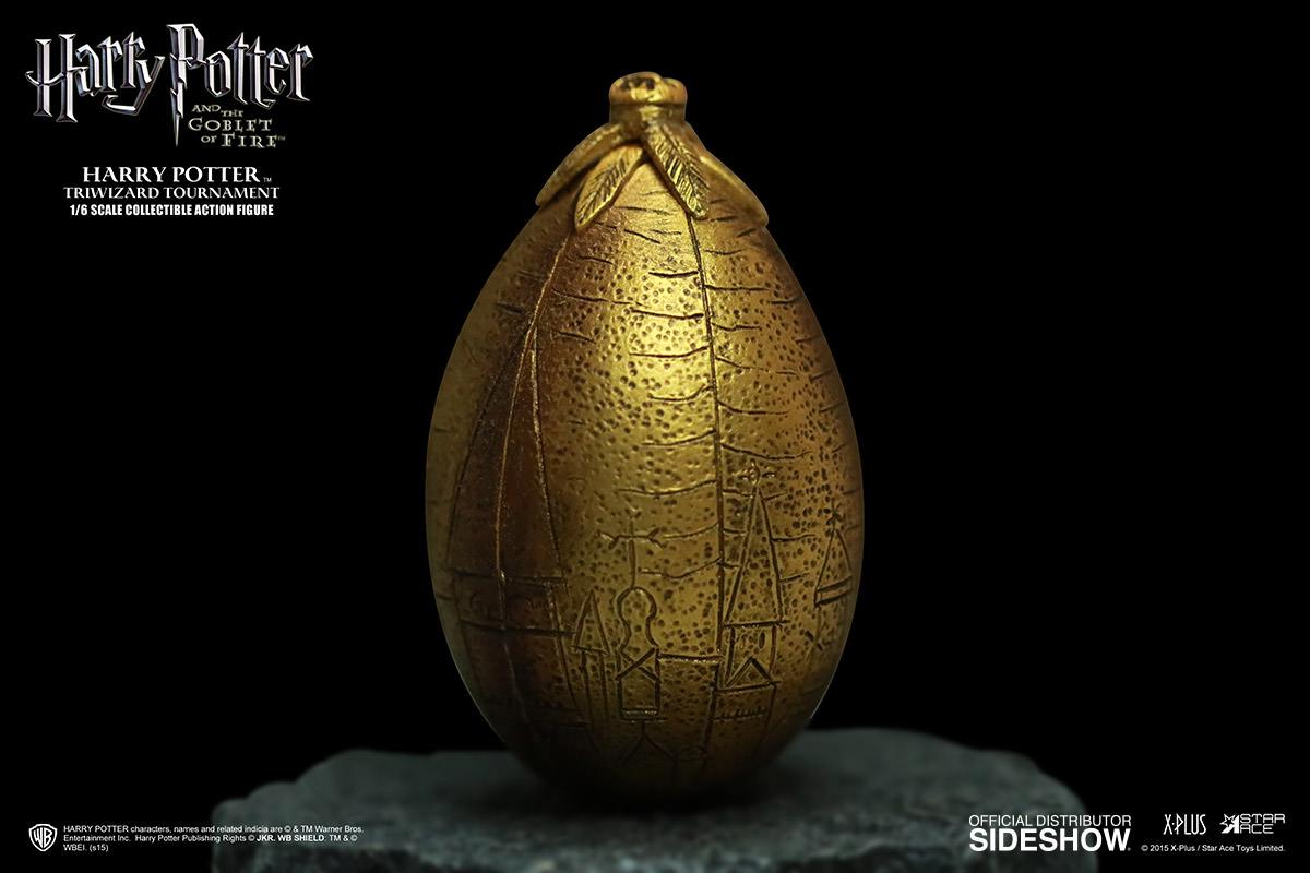 Harry Potter e o Cálice de Fogo Torneio Tri-Bruxo Escala 1/6 - Star Ace