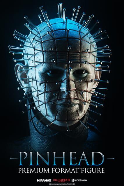Hellraiser III Pinhead Premium Format - Sideshow