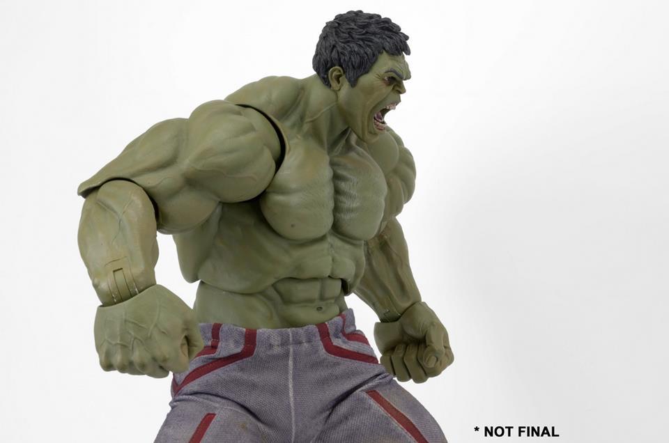 Hulk Age Of Ultron Escala 1/4 - Neca