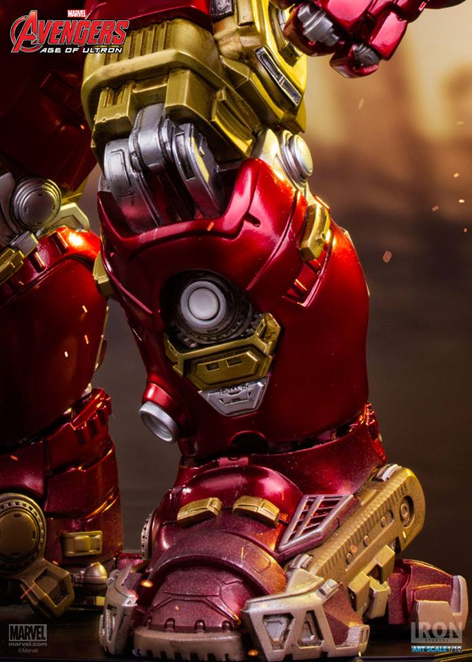 Hulkbuster Age Of Ultron Art Scale 1/10 - Iron Studios