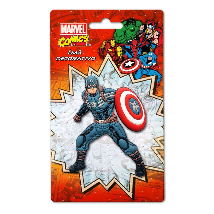 Imã Marvel Capitão América The Winter Soldier
