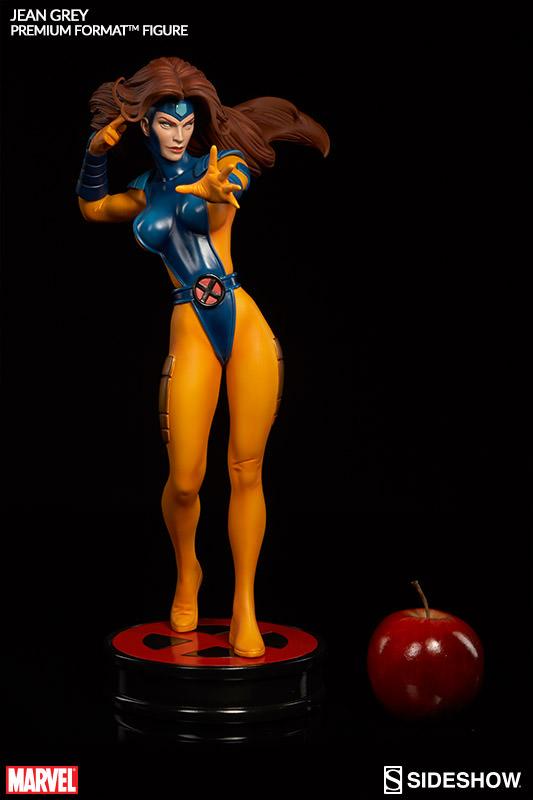 Jean Grey Premium Format Statue - Sideshow