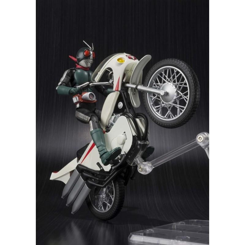 Kamen Rider Old V2 e Cyclone Remodeling S.H.Figuarts - Bandai