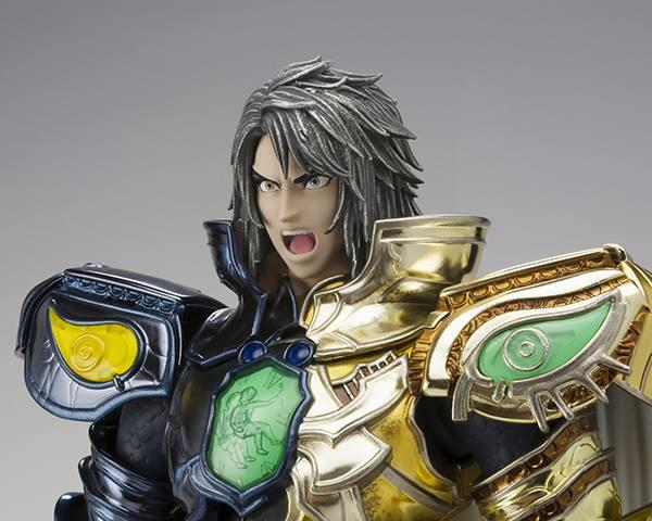 Legend of Sanctuary: Gemini Saga Saint Cloth Legend  - Bandai