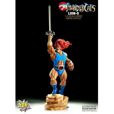 Lion-O Thundercats Est�tua Mixed Media Statue - Pop Culture Shock