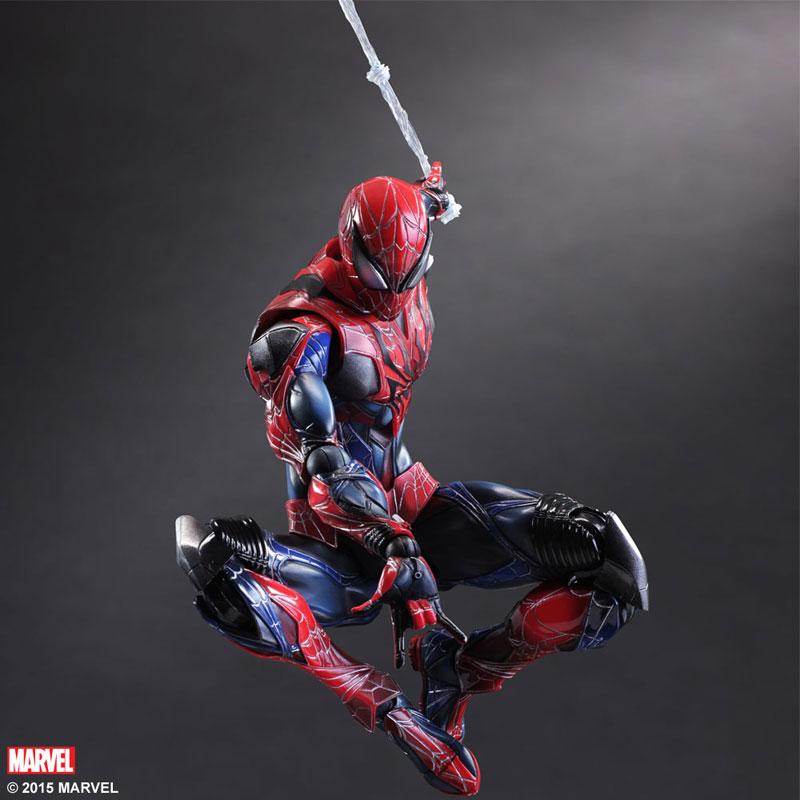 Marvel Universe Variant Spider Man - Play Arts Kai