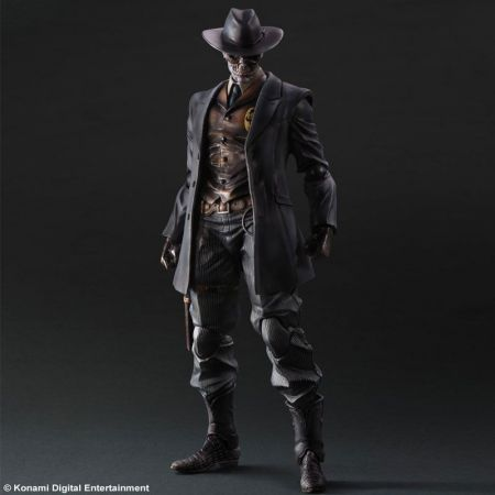 Metal Gear Solid 5 Skull Face - Play Arts Kai