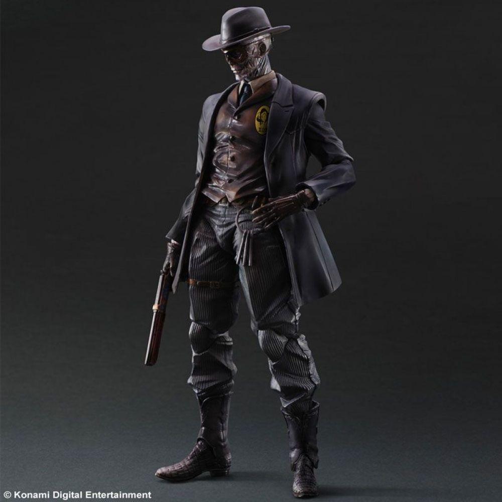 Metal Gear Solid 5 Skull Face - Play Arts Kai