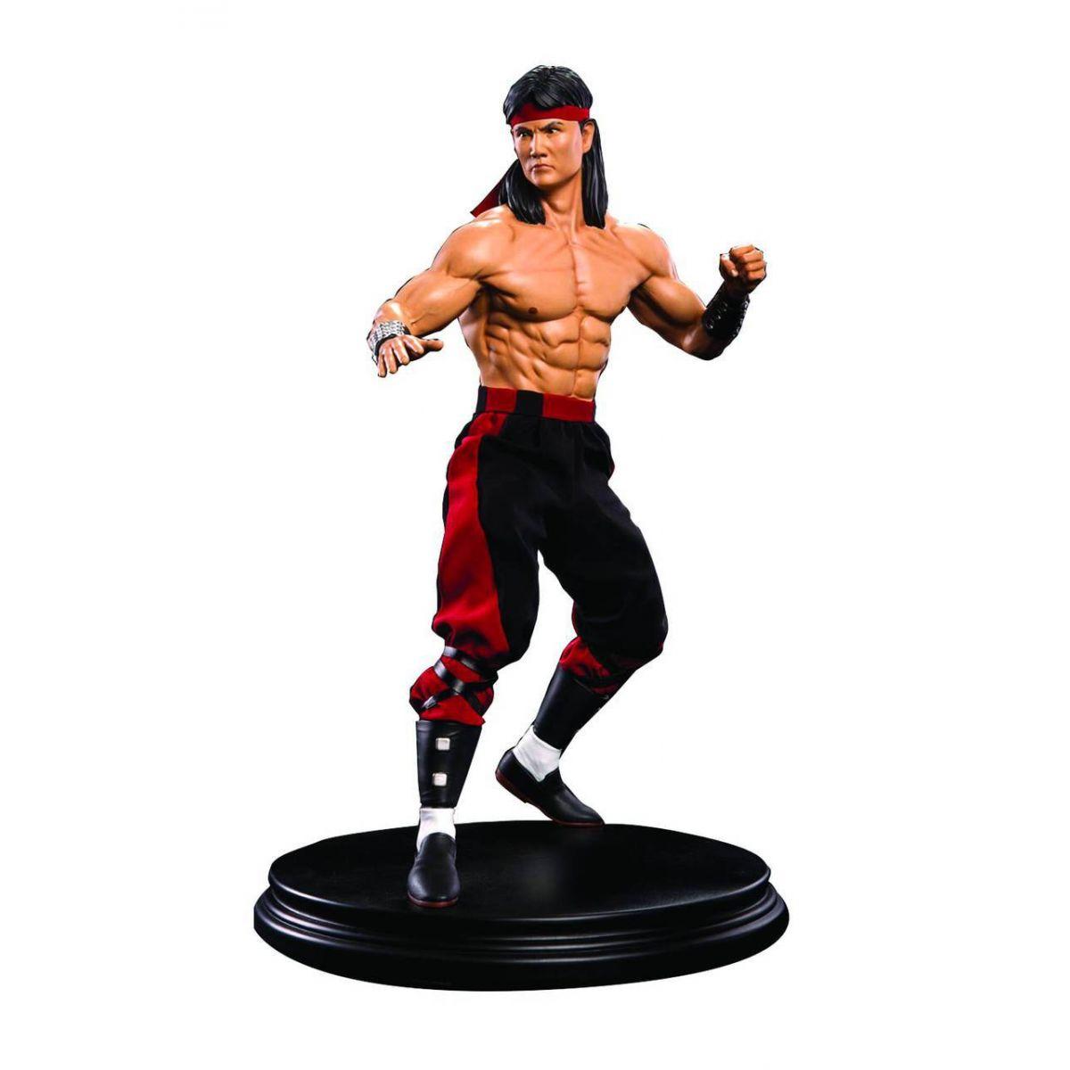 Mortal Kombat: Liu Kang Est�tua Escala 1/4 - Pop Culture Shock