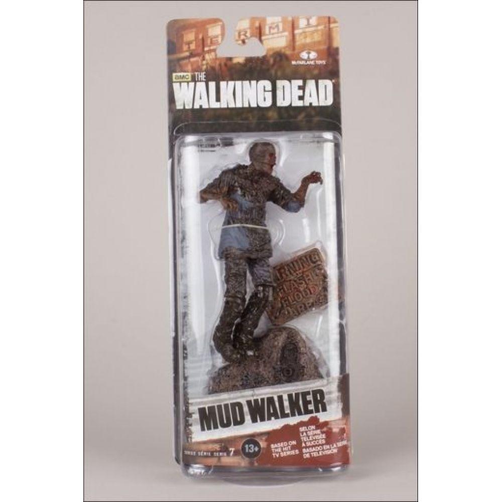 Mud Walker The Walking Dead Serie 7 - McFarlane Toys