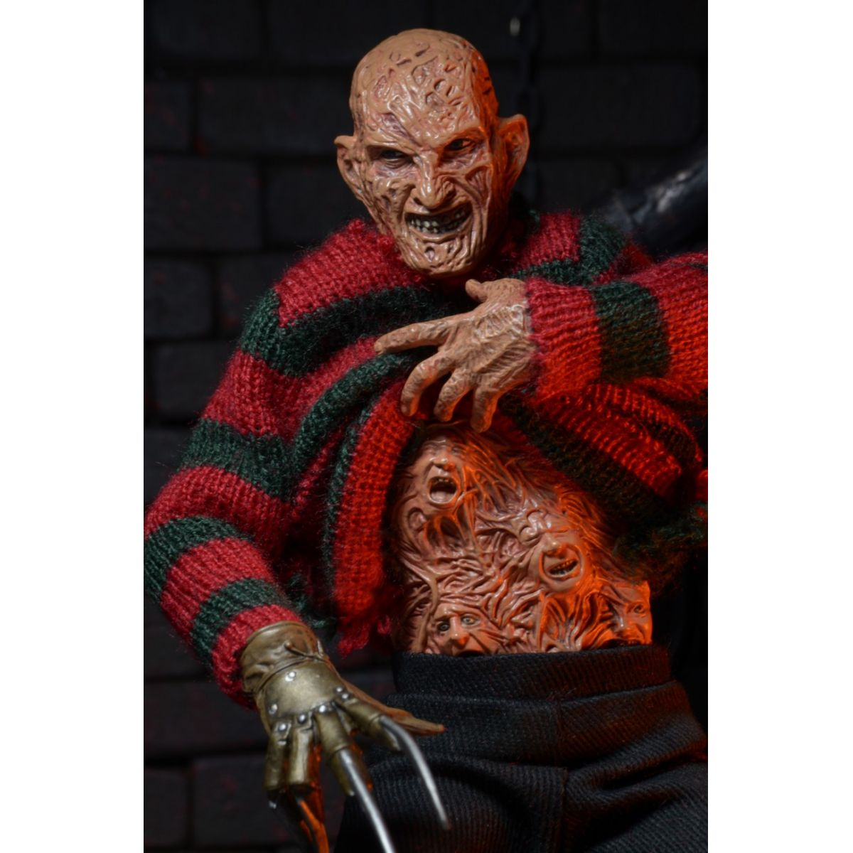 Nightmare On Elm Street Part 3 Freddy Dream Warriors - Neca