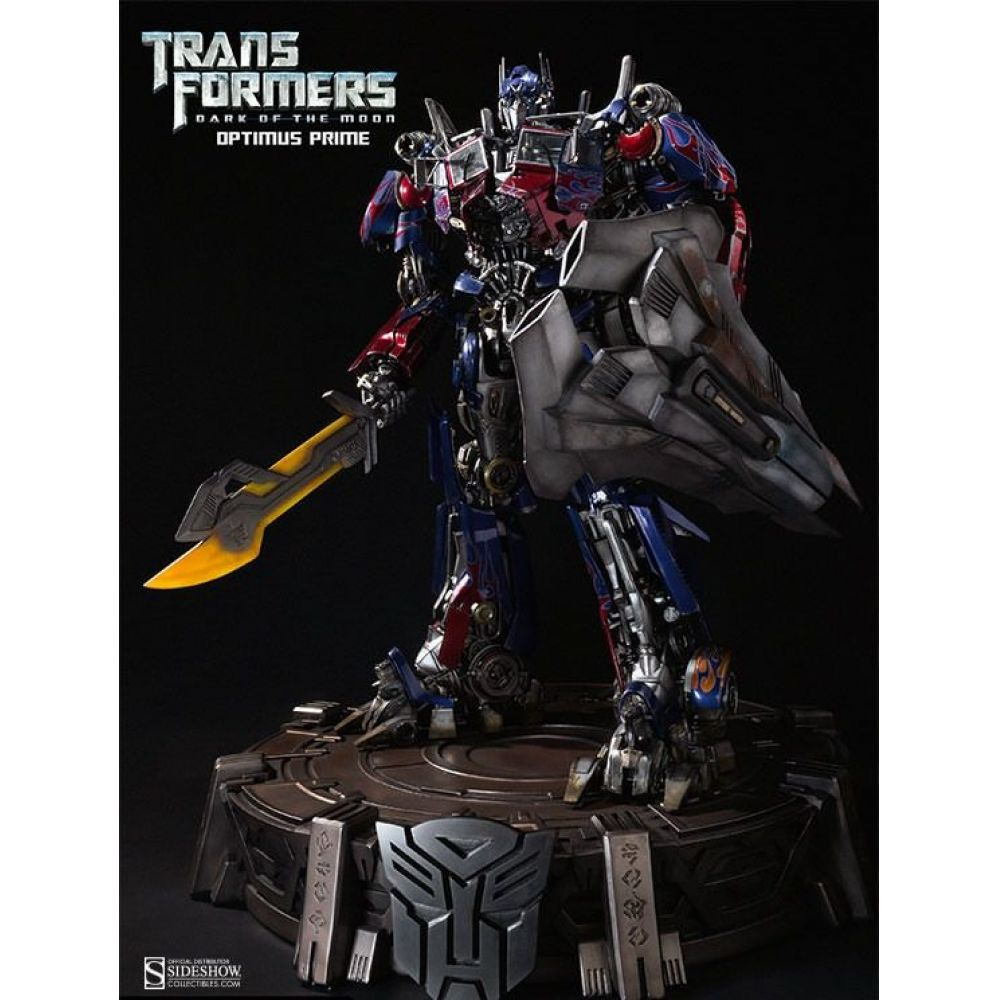 Optimus Prime Transformers Estatua - Sideshow