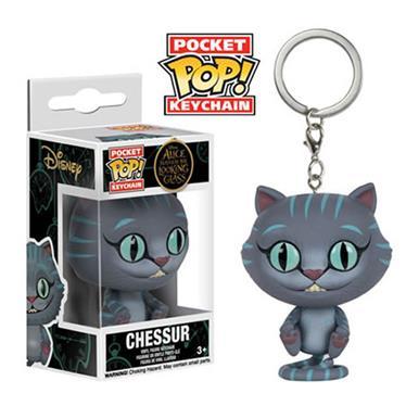 Pocket Pop! Keychains Alice Atrav�s do Espelho: Young Chessur - Funko