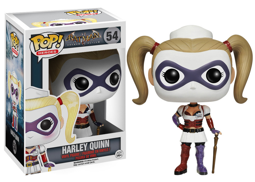 POP! Batman Arkham City: Nurse Harley Quinn - Funko