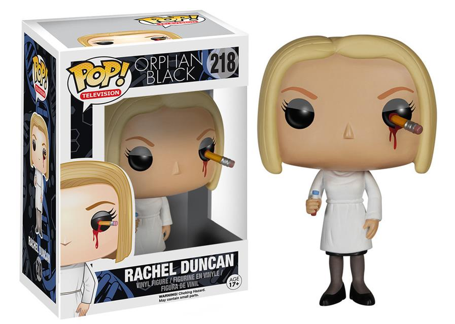 POP! Orphan Black Rachel Duncan Exclusivo - Funko